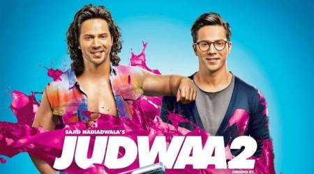 Judwaa 2 new poster: Varun Dhawan as Raja just got a lot quirkier