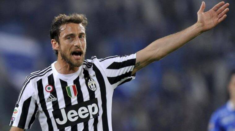 Claudio Marchisio, Juventus, Serie A, sports news, football, Indian Express