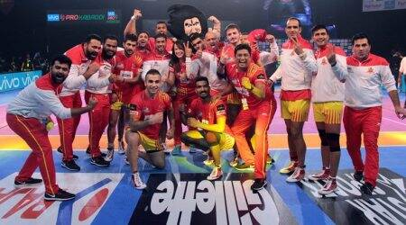 Pro Kabaddi 2017 Ahmedabad wrap: Gujarat Fortunegiants on a roll, Sachin Tawar shines and much more