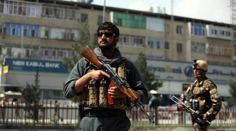 At least 40 feared dead after multiple blasts rock Afghanistan's capital Kabul
