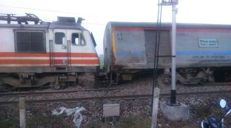Kaifiyat Express Derails In Auraiya District Of UP, 74 Injured