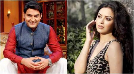 Maryam Zakaria excited about her dance song with Kapil Sharma in Firangi