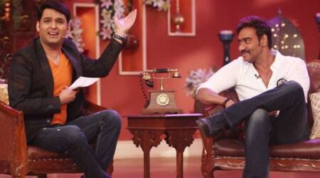 Ajay Devgn on walking out of The Kapil Sharma Show: I can't say if I'll go back on the show