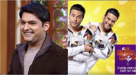 Kapil Sharma upset with Sony TV for launching The Drama Company?