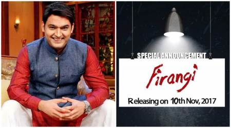 Revealed: Release date of Kapil Sharma's second film Firangi
