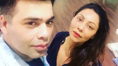 Photo: Karan Johar says Gauri Khan has created a spectacular space at her new store now we are curious too