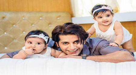 Naagin actor  Karanvir Bohra: Have evolved as a responsible person after becoming father to twin daughters