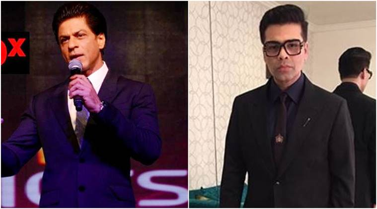 karan johar, shah rukh khan, karan srk, ted talks, srk ted talks