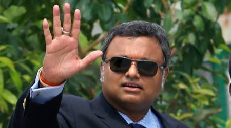 Karti Chidambaram, CBI probe Karti Chidambaram, Karti Chidambaram bank accounts, Karti corruption, India news, Indian Express