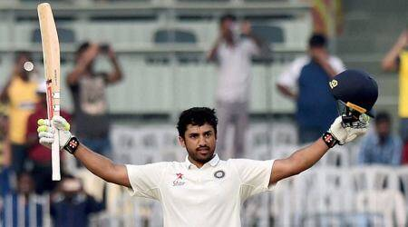 Karun Nair to lead Board President's XI in West Indies' warm-up game