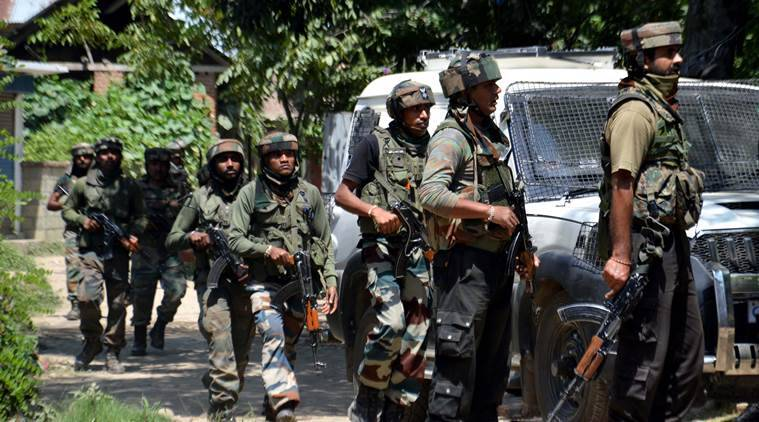 Army, CRPF officials discuss ways to thwart terror incidents