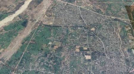 Unmanned Aerial Vehicle (UAV) of IAF crashes in Kathua inJammu-Kashmir