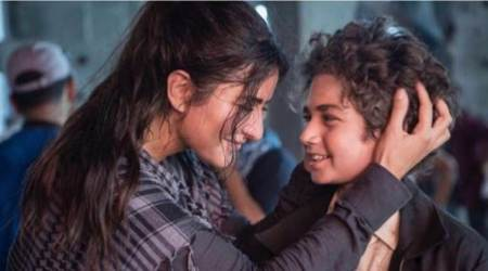 Tiger Zinda Hai: When talkative Katrina Kaif met an even more talkative co-actor, see photo