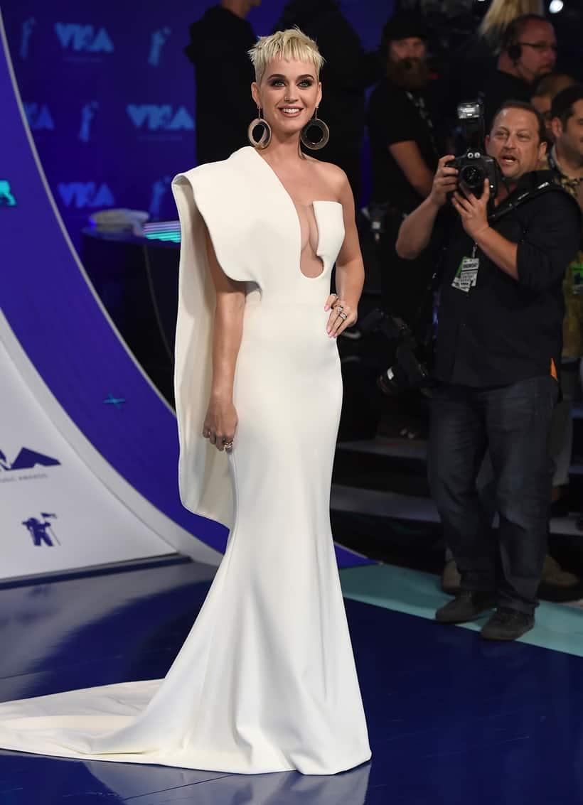 MTV VMA Red carpet, MTV Music video awards, Red Carpet, Katy Perry, Kesha, Heidi Klum, Indian express, Indian express news