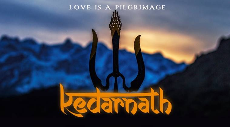 kedarnath, kedarnath movie, sushant singh rajput, sara ali khan, kedarnath motion poster, kedarnath poster,