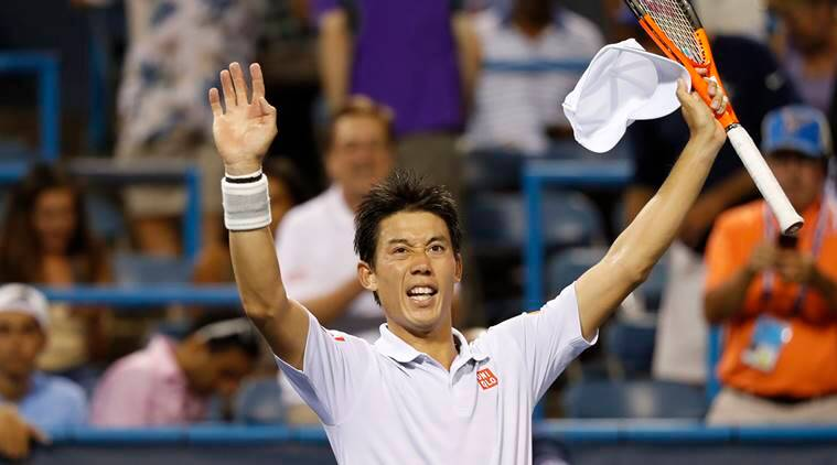 kei nishikori, kei nishikori tenis, kei nishikroi japan, tommy paul, tommy paul tennis, citi open, tennis news, sports news, indian express