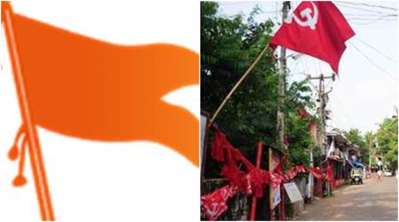 In Kerala war, how RSS and CPI(M) two sides of the same violent coin