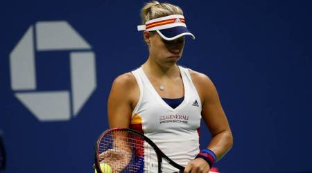 US Open 2017: Defending champion Angelique Kerber falls to Naomi Osaka in first round