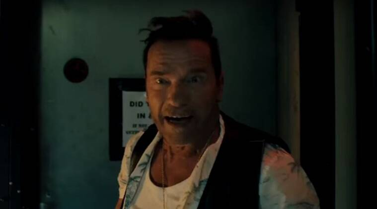 Killing Gunther: trailer for Schwarzenegger's new film