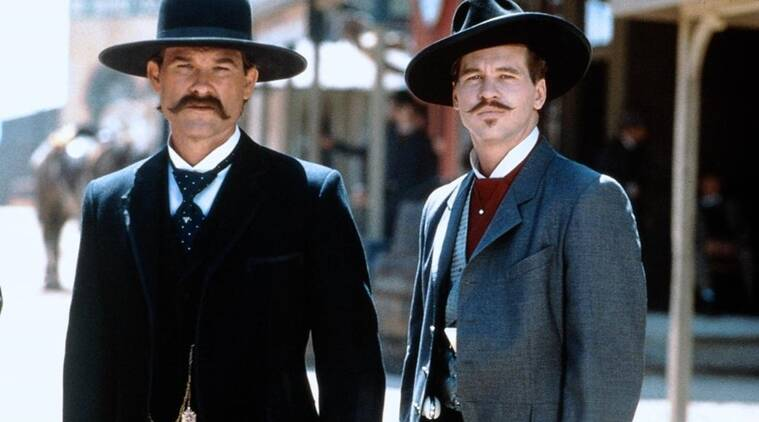 Val Kilmer says Kurt Russel essentially directed Tombstone ...