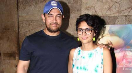 aamir khan, kiran rao, swine flu, aamir khan swine flu, kiran rao swine flu