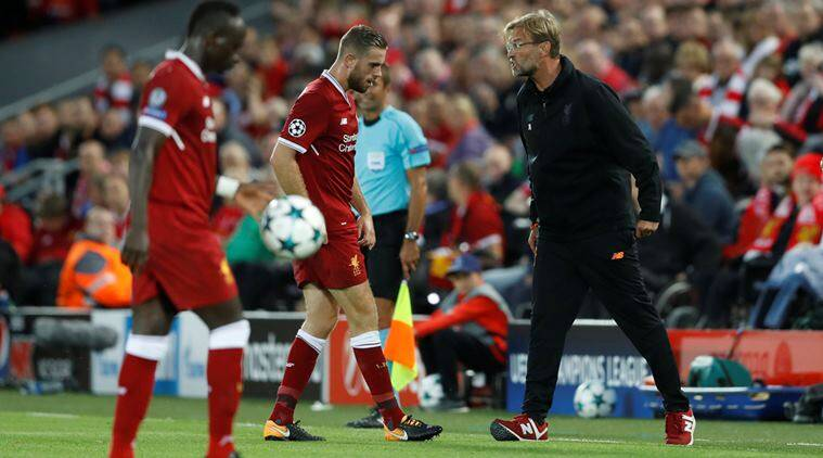 Jurgen Klopp, Jurgen Klopp Liverpool, Liverpool vs Arsenal, Arsenal vs Liverpool, Alexis Sanchez, Alexis Sanchez, Sports, Indian Express