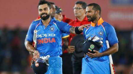 Shikhar Dhawan will win you games as long he's in this happy zone, says Virat Kohli
