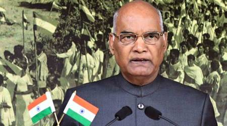Ram Nath Kovind, Ambedkar, Kovind in Nagpur, Kovind Ambedkar, Deekshabhoomi, India news, Indian Express