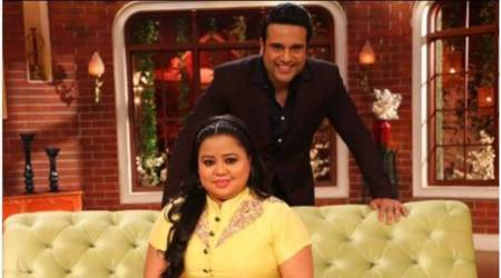 krushna abhishek and bharti singh to produce a comedy show