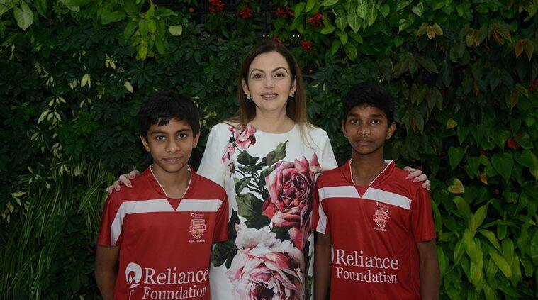 Reliance Foundation Youth Sports committed to transform