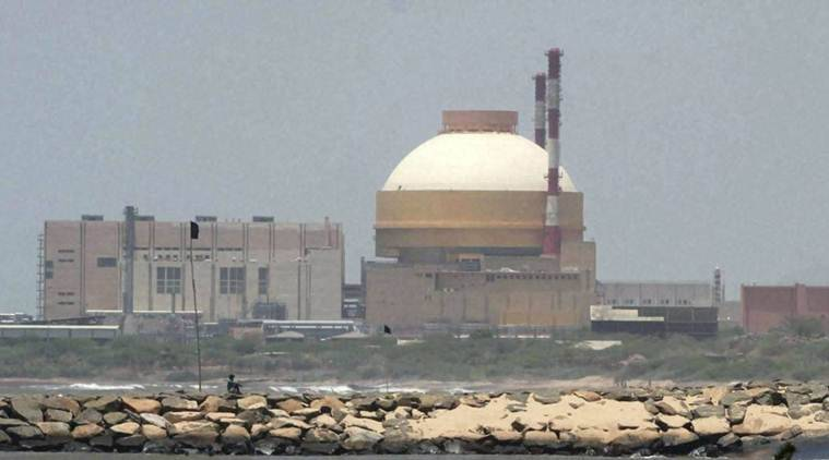 Kudankulam, Kudankulam nuclear project, Budget 2019, Kudankulam nuclear power plant, Kudankulam nuclear plant, Kudankulam news, indian express news, supplies from russia,