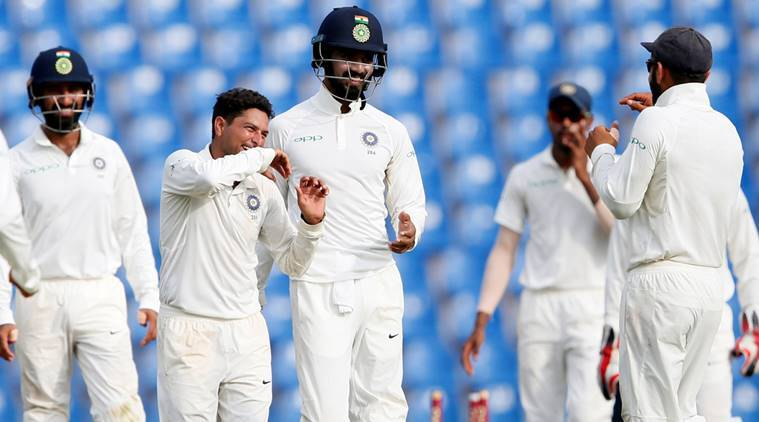 india vs sri lanka, ind vs sl, hardik pandya, kuldeep yadav, india sri lanka twitter, cricket news, sports news, indian express