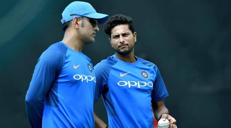 Kuldeep Yadav, Virat Kohli, Virat Kohli, India vs Sri Lanka, Ind vs SL, India tour of Sri Lanka, Cricket news, Indian Express