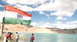 ladakh, ladakh scuffle. ladakh china, ladakh tension, india china, doklam, pangong tso, pangon lake, india china clash, ladakh china, china in indian border, indian express news