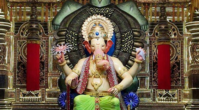 Image result for Ganeshotsav: BMC launches two toll-free numbers to report rule violation,