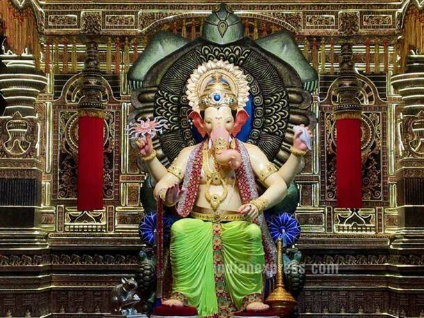 ganesh chaturthi, ganesh idols, ganesh pics, ganesh utsav mandal, ganesh chaturthi images, ganesh chaturthi photo, indian express