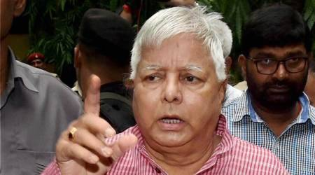 CBI summons Lalu Yadav, son Tejashwi for questioning in IRCTC hotel scam