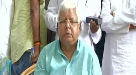 PM Modi ordered IT raids at Karnataka minister: Lalu Prasad Yadav
