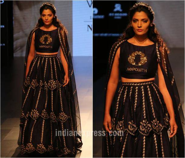 lalakme fashion week, lakme fashion week winter festive 2017, lfw 2017, vaani kapoor, nargis fakri, saiyami kher, anushree reddy, manish arora, wendell rodricks, nachiket barve, sonam and paras modi, celeb fashion, bollywood fashion, indian express, indian express newskme fashion week, lakme fashion week winter festive 2017, lfw 2017, vaani kapoor, nargis fakri, saiyami kher, anushree reddy, manish arora, wendell rodricks, nachiket barve, sonam and paras modi, celeb fashion, bollywood fashion, indian express, indian express news