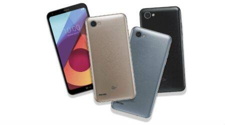 LG Q6 with FullVision display, 13MP camera launched in India: Price and key features