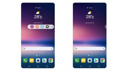LG V30 to come with floating bar instead of secondary display, confirms company