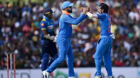 India vs Sri Lanka, Live Cricket Score, 1st ODI: India spinners snatch control from Sri Lanka