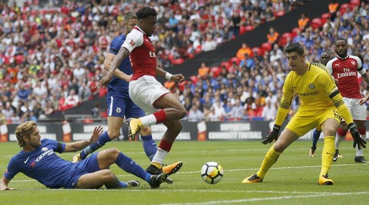 arsenal hold chelsea to a goalless draw as it happened sports