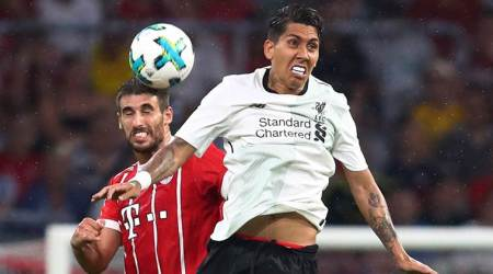 Audi Cup: Liverpool beat Bayern Munich to set up final against Atletico Madrid