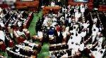 Ruckus in Lok Sabha as BJP levels hawala charge at Congress