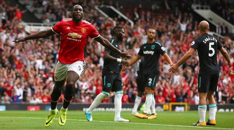 romelu lukaku, manchester united, man utd, west ham united, man utd vs west ham utd, premier league, football news, sports news, indian express
