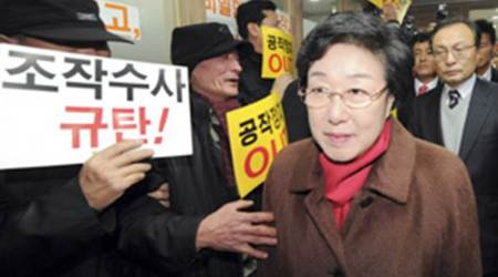 South Korea, South Korea politics, detention, Korea, North Korea, World News, Indian Express