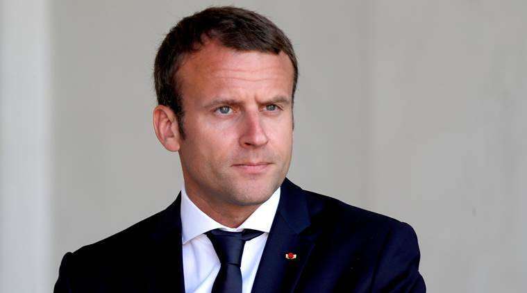 Macron still due to visit Russia in May