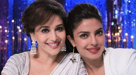 Bringing on Priyanka Chopra for series inspired by my life perfect: Madhuri Dixit Nene