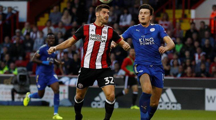 Leicester City, Harry Maguire, Craig Shakespeare, sports news, football, Indian Express